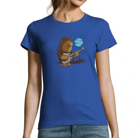 T-shirt femme Chewbacca Blues