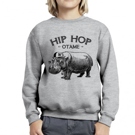 Sweat enfant col rond Hip...