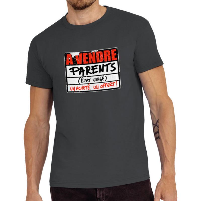 Tee-shirt homme A vendre parents