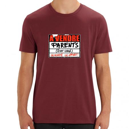Tee-shirt homme coton bio A...