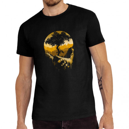 Tee-shirt homme Aide la nature