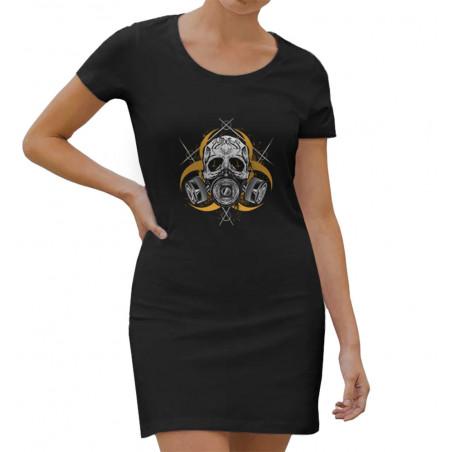 Robe légère Nuclear Skull