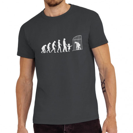 Tee-shirt homme Ezoolution