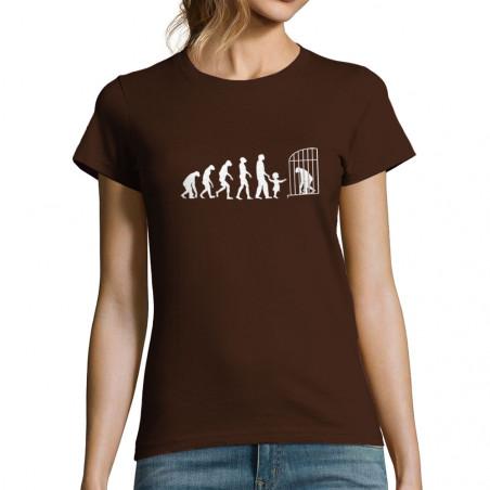 T-shirt femme Ezoolution