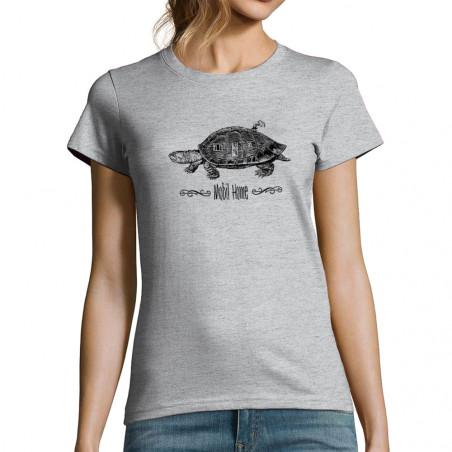 T-shirt femme Mobil Home