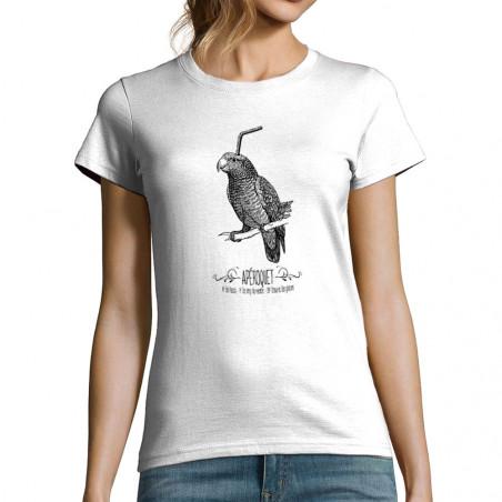 T-shirt femme Apéroquet