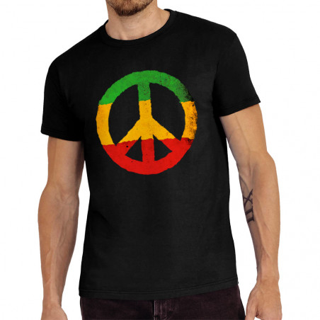 Tee-shirt homme Reggae Peace