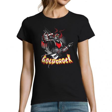 T-shirt femme Goldorock