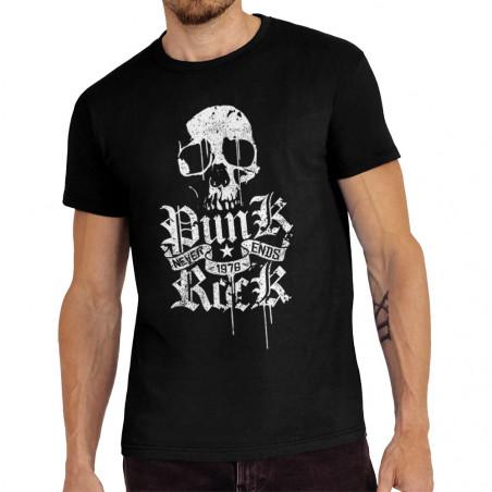 Tee-shirt homme Punk Rock...