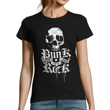 T-shirt femme Punk Rock...