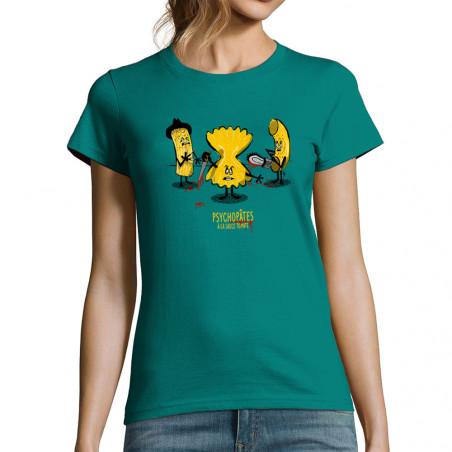 T-shirt femme Psychopâtes