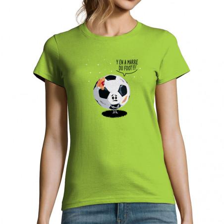 T-shirt femme Y en a marre...