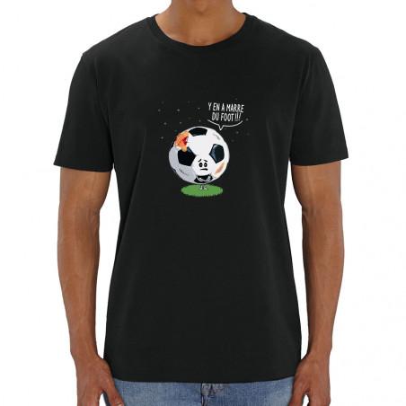 Tee-shirt homme coton bio Y...
