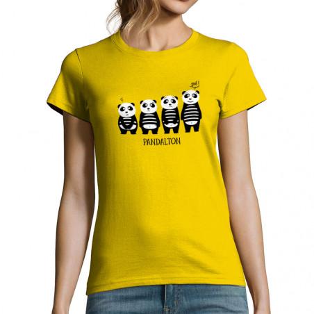T-shirt femme Pandalton