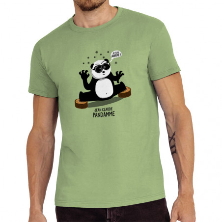 Tee-shirt homme Jean-Claude...
