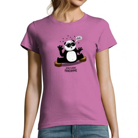 T-shirt femme Jean-Claude...
