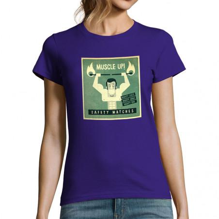 T-shirt femme Safety...