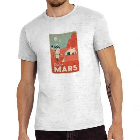 Tee-shirt homme Explore Mars