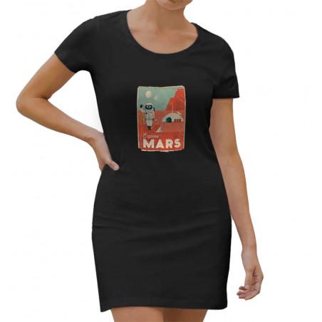 Robe légère Explore Mars
