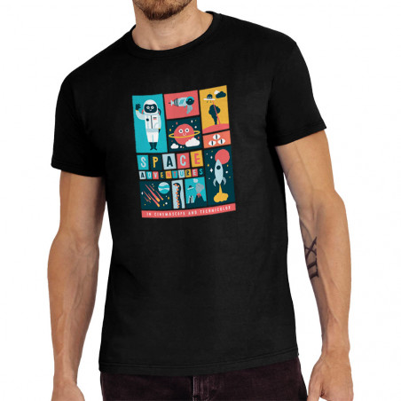 Tee-shirt homme Space...