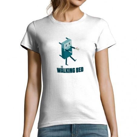 T-shirt femme The Walking Bed