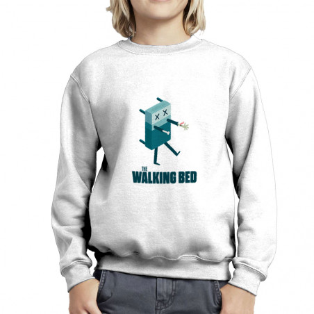 Sweat enfant col rond The...