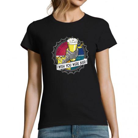 T-shirt femme Pinte Floyd -...