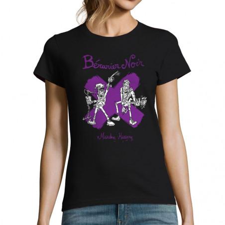 T-shirt femme BxN - Macadam...