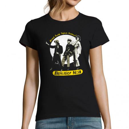 T-shirt femme BxN - Souvent...