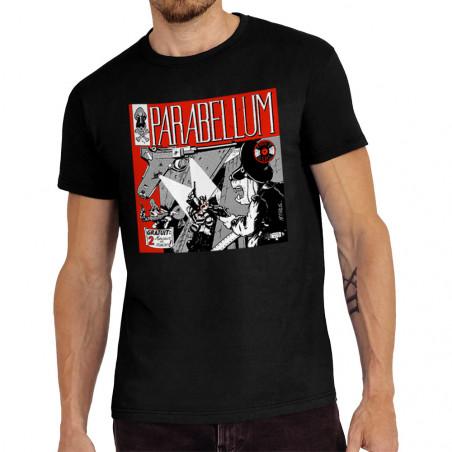 Tee-shirt homme Parabellum...