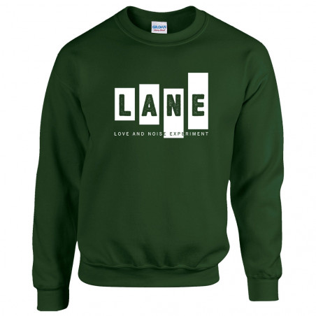 Sweat homme col rond LANE -...