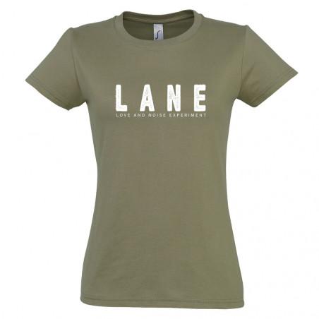 T-shirt femme LANE - Logo