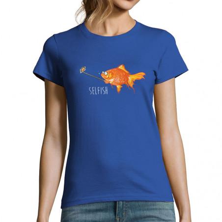 T-shirt femme Selfish