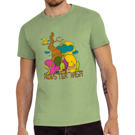 Tee-shirt homme Monster Mash