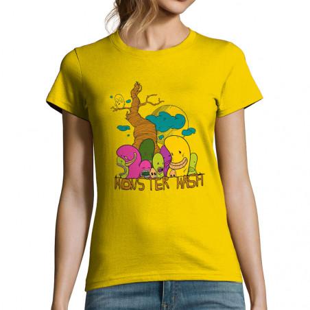 T-shirt femme Monster Mash