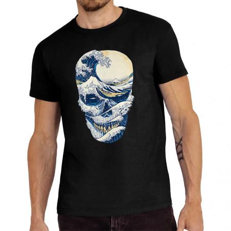 """Tee-shirt homme """"Hokusai..."""