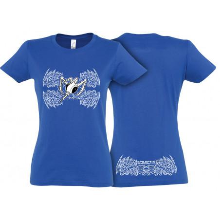 T-shirt femme Epileptik -...