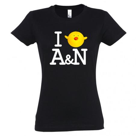 T-shirt femme I Poussin A