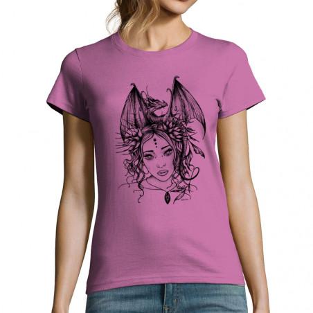 T-shirt femme Dragon Girl