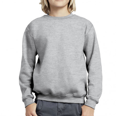 Sweat enfant col rond Vierge