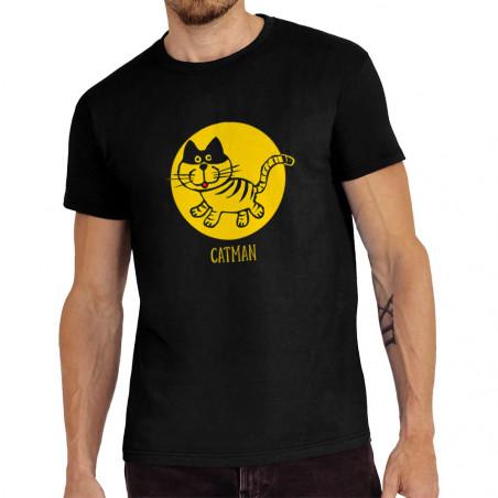 Tee-shirt homme Catman