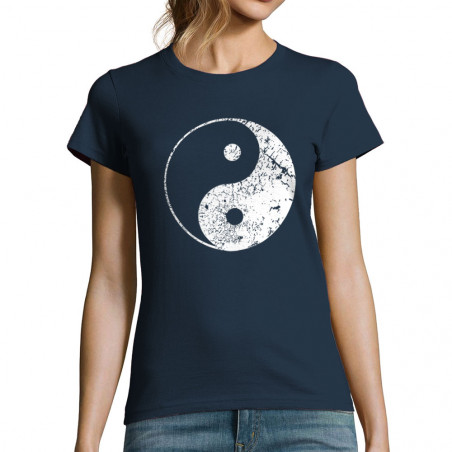 T-shirt femme Ying Yang