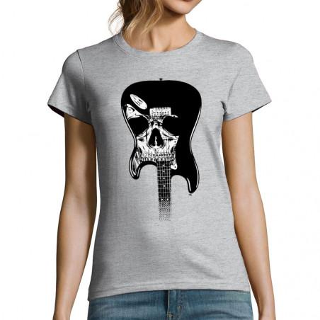 T-shirt femme Dead Guitar