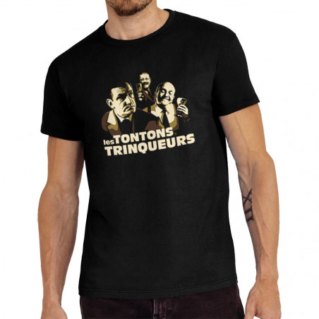Tee-shirt homme Les Tontons...