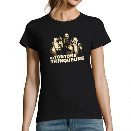 T-shirt femme Les Tontons...