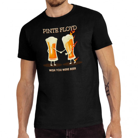 Tee-shirt homme Pinte Floyd