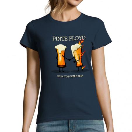 T-shirt femme Pinte Floyd
