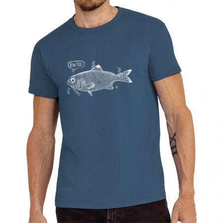 Tee-shirt homme M'en fish