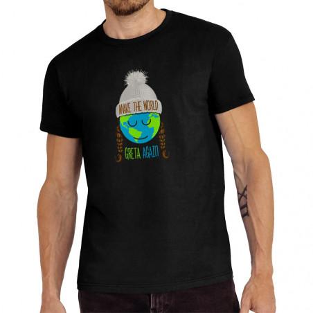 Tee-shirt homme Make the...