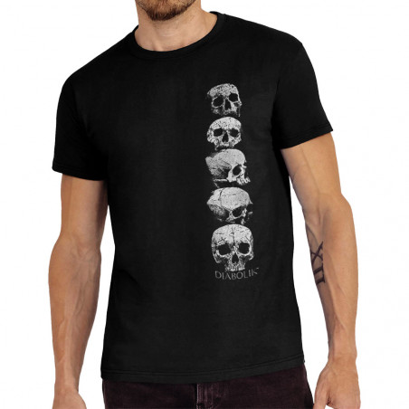Tee-shirt homme Five Skulls